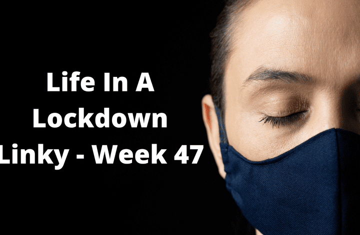 Life In A Lockdown Linky - Week 47