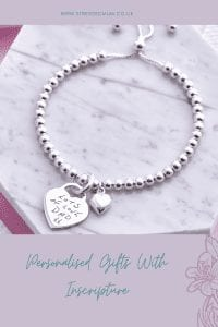 Personalised Gifts With Inscripture