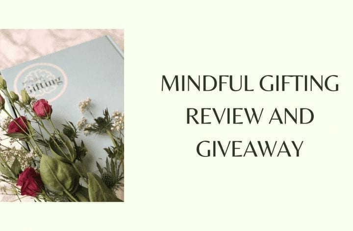 Mindful Gifting Review and Giveaway