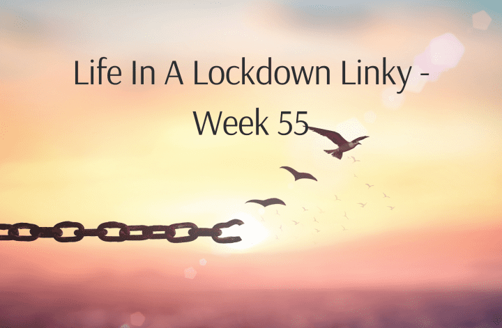 Life In A Lockdown Linky - Week 55