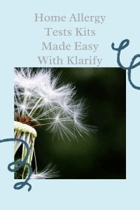 Home Allergy Tests Kits Made Easy With Klarify