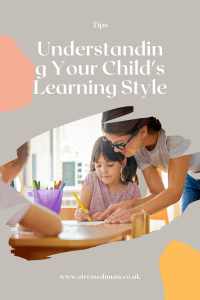 Understanding Your Child's Learning Style