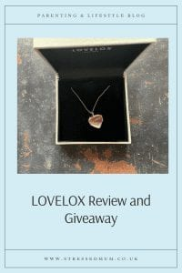 LOVELOX Review and Giveaway