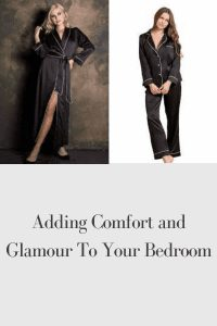 Adding Comfort and Glamour To Your Bedroom