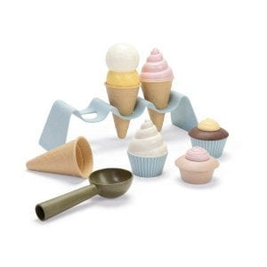 dantoy ice cream kit out of box