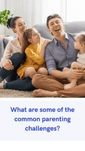 What are some of the common parenting challenges?