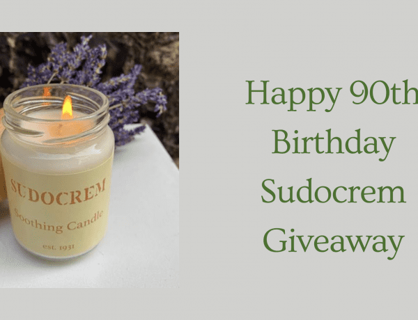 Happy 90th Birthday Sudocrem Giveaway