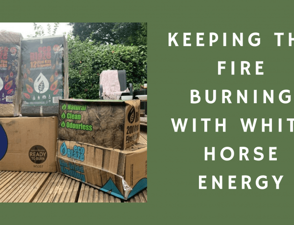 Keeping The Fire Burning With White Horse Energy