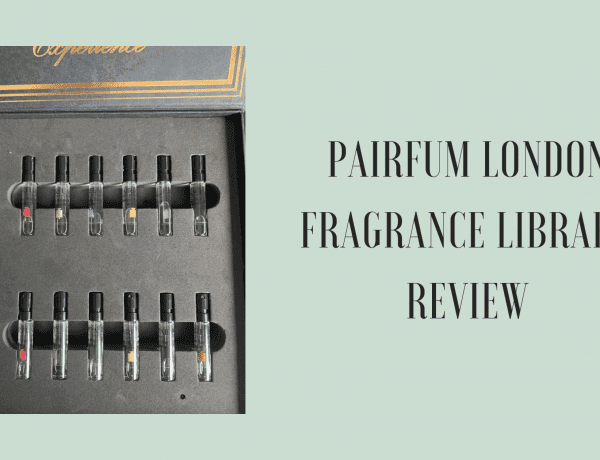 Pairfum London Fragrance Library Review