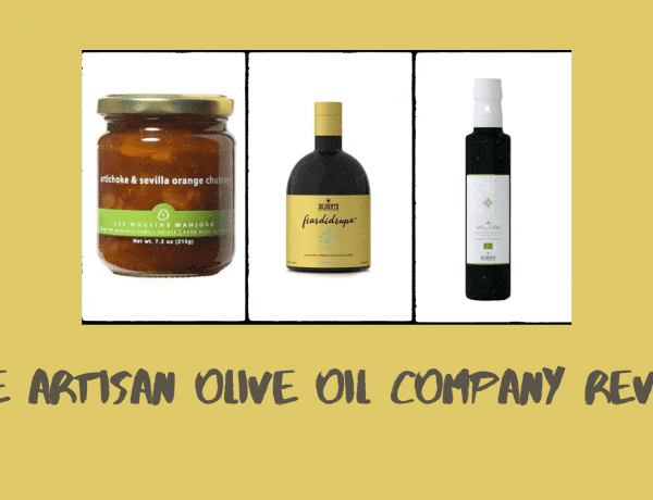 The Artisan Olive Oil Company Review